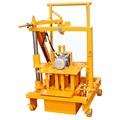 alibaba qt40-3c concrete egg laying hollow block making machine