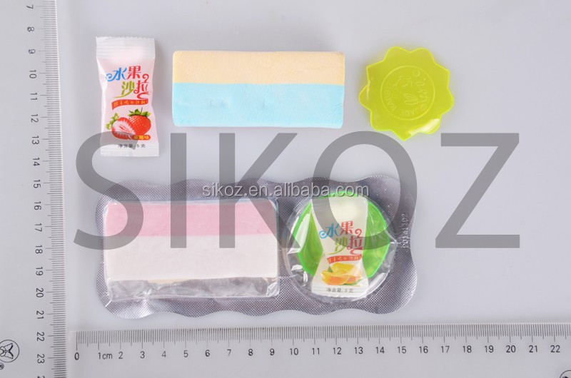 SIKOZ BRAND SK-M116 Marshmallow+Fruit Jam+Toy