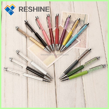 Top quality customized plastic ball pen/promotional pen