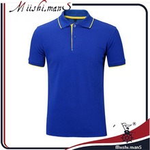 Made in China custom brand high quality low price leisure lacostpolo shirts wholesale for men