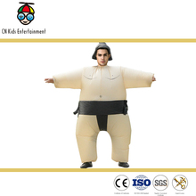 Diyuan wholesale party funny inflatable sumo wrestling fat suit/ costume for adult