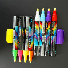Permanent Textile fabric indelible marker pen for T - SHIRT marker