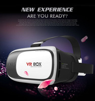 2nd Generation VR BOX II 2.0 3D video glass Google Cardboard Oculus Rift Virtual Reality VR Glasses watch movies 3d