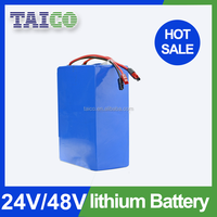 24v 24ah Lithium Battery for Electric Bike