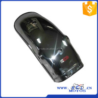 SCL-2012110580 top quality motorcycle plastic rear fender for GN125 motorcycle part
