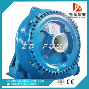 Shijiazhuang Gravel Coarse Sand Suction Dredging Pump