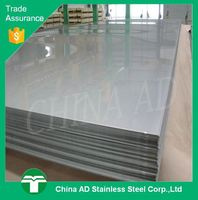Large stock laser cut 430 prime material stainless steel plate with high quality competitive price