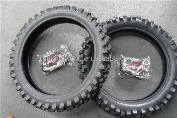 tube type motocross tires 110/90-18 120/100-18