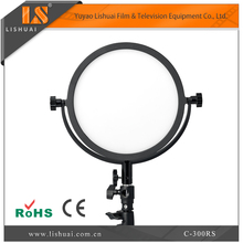 Portable Lighting Studio Kit,Ultra Slim Round Led Panel Light,China Led Panel Video Light