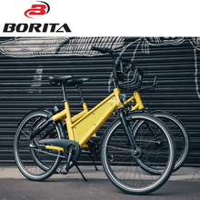 2017 Quality City Renting Public 26*Inch Ulitity Bike With LED lighting