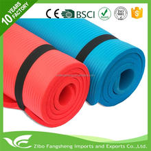 New fashion pilate pvc yoga mat custom logo yoga mat for exercise