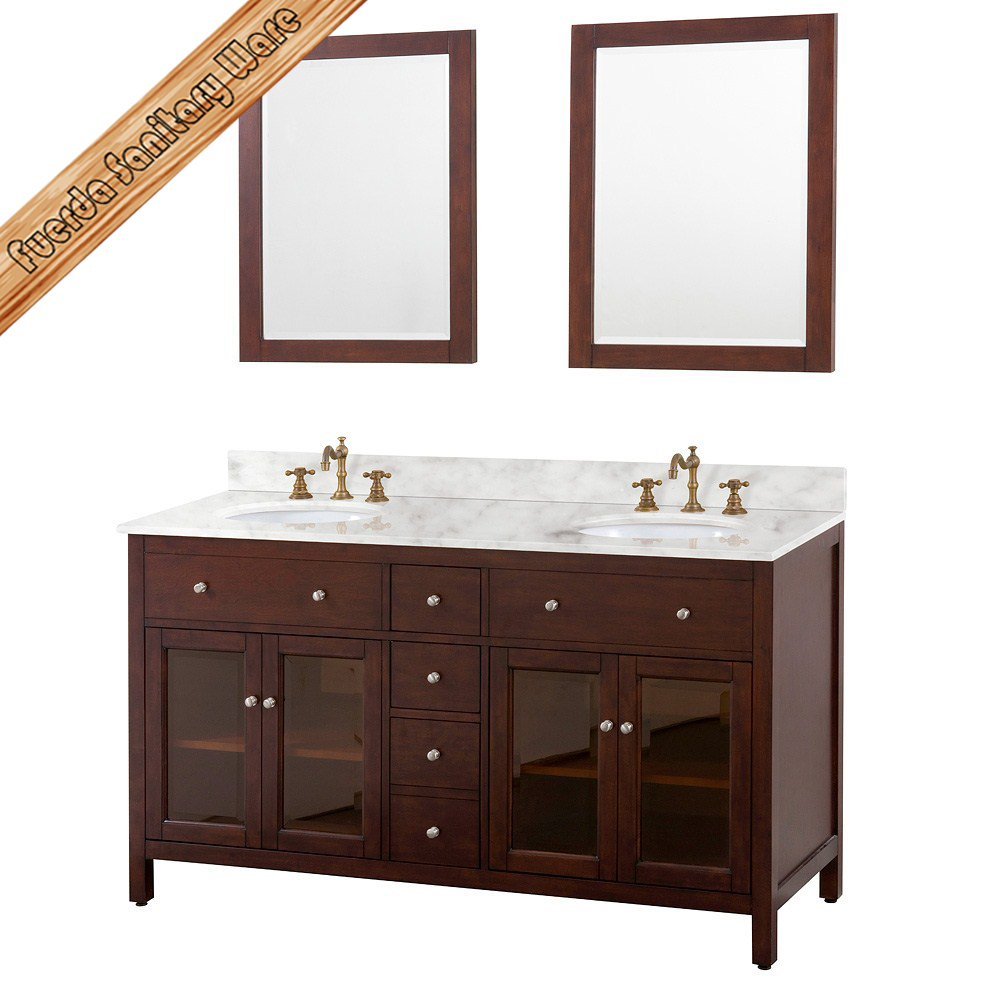 60 Inch Double Sinks Selling Well Commercial Bathroom