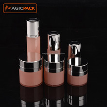 acrylic airless container cosmetic jar packaging