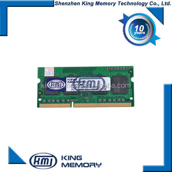 high quality regestered brand rams 1600mhz PC3L-12800 8gb ddr3 sodimm laptop memory
