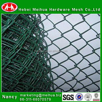 high quality hot sale sports chain link fencing(factory)