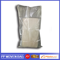Transparent seed woven bag litter big feed pp woven wear-resisting woven bag