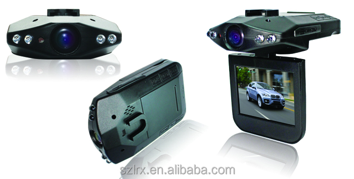 "2016 Record Sound 2.5"" HD display 360 whirl Car Vehicle Dashcam 621K"