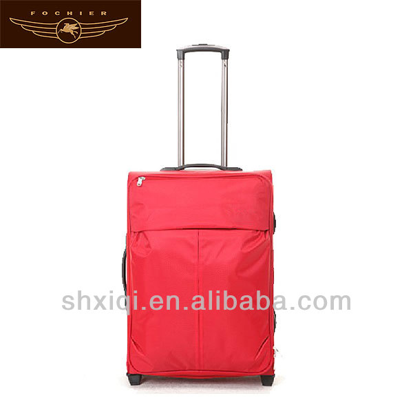 2014 super light weight trolley luggage suitcase for girl