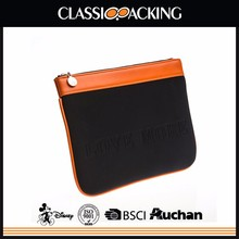 Classic Packing Hot selling neoprene and PU small laptop case, laptop sleeve case bag,protect case for laptop
