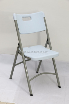 strong HDPE outdoor folding dining chair