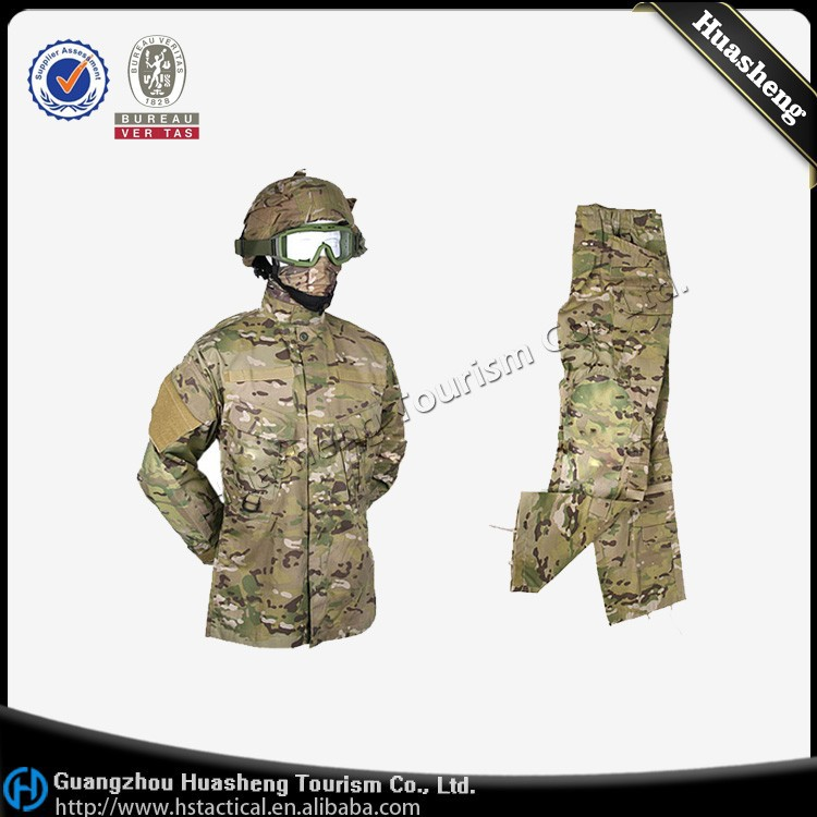 China Manufacturer Airsoft Paintball Military Uniform For Army Men