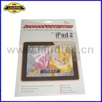Screen Protector Clear Guard Film for New ipad 3 ipad 2