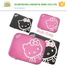 Printing Hello Kitty laptop sleeve bag