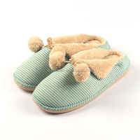 Good Quality New Design sell like hot cakes warm cotton slipper