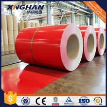 Trade Assurance PPGI coil color coated steel coil RAL 8091 from China