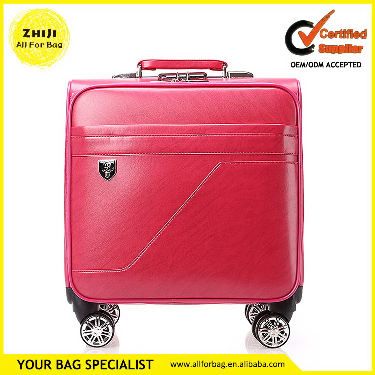 Shanghai manufactory crazy selling comfortable handle travel luggage bag