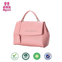 Sling Bag Popular Western Style Ladies PU Leather Shoulder Bag Women Tote Hand Bag Lady Handbag 2015