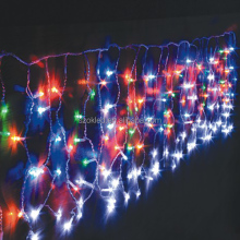 LED Icicle lights rain drop christmas lights / waterfall christmas light / LED lights snow drop