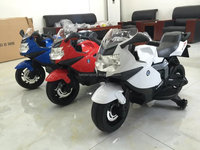 2016 NEW batter motor bike/baby ride on toy