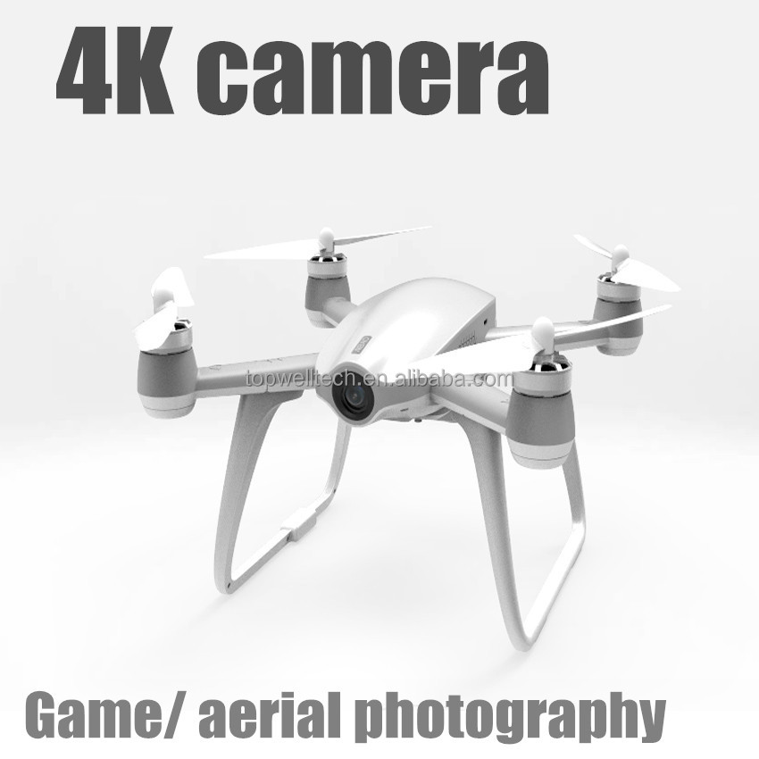 Aibao WIFI FPV With 4K HD Camera APP Virtual Racing RC drone with hd camera