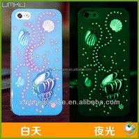 light up phone case mobile phone shell for iphone 5 accessories