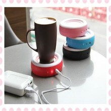 Hot sale electric tea coffe milk usb powered cup warmer