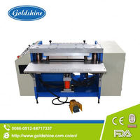Goldshine slit rewinder machinery for rolling plastic stretch film