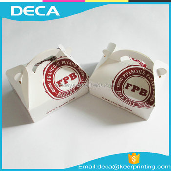 100% quality ensure food grade box factory custom print food packaging box