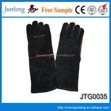 2016 New design hand job gloves for cheap hair color