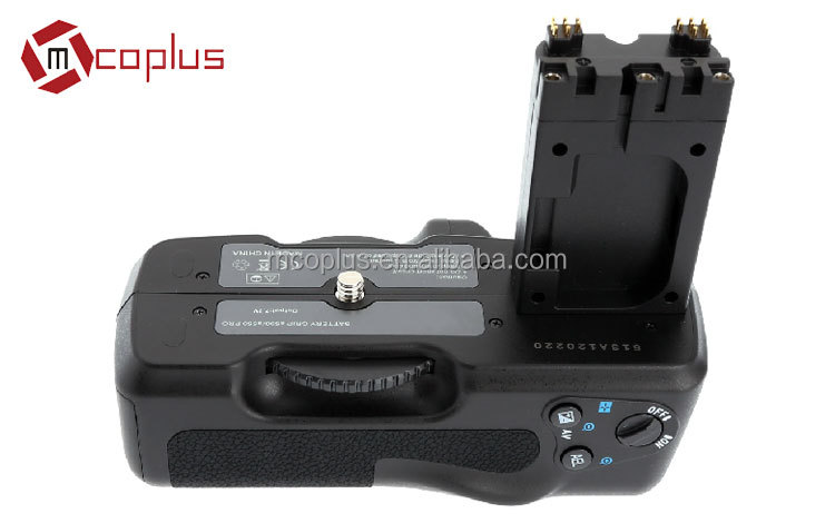 Mcoplus Vertical Battery Grip BG-A550 for DSLR Camera A350 A200