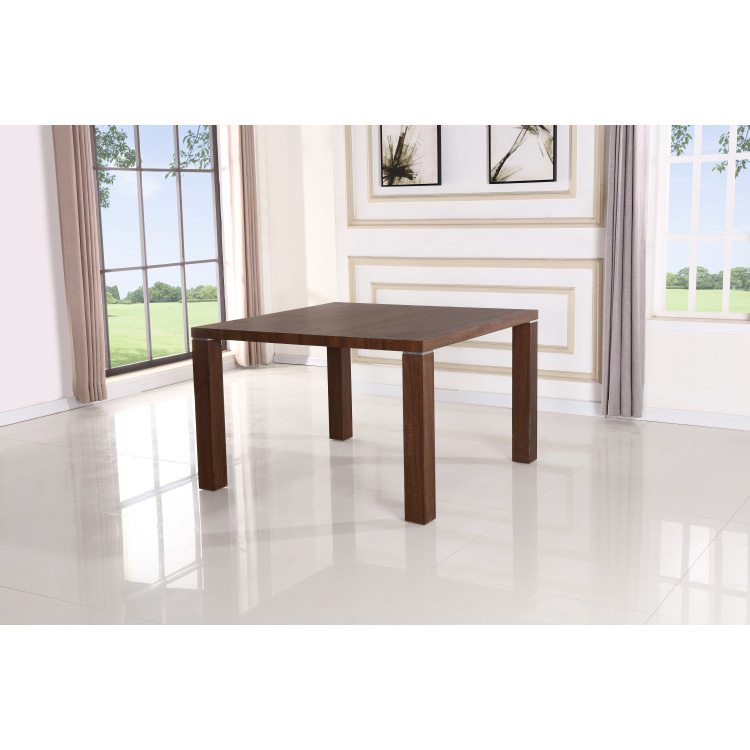 Factory Supply Europe Style dining table with marble paper