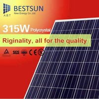 23% High efficiency 48V Solar Panel 96Pcs Mono 315W sunpower 315 solar panel price