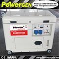 With Cooling Fan!!! POWERGEN Open From The Top design Silent Diesel Generator 8KW