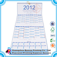 Chine Cheap Daily Desk Calendar Printing Service