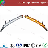 Special led drl light,with turn function,white,led drl for Buick Regal GS