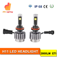 China Wholesale Price 30w Crees Led Motorcycle H11 Led Headlight for the car