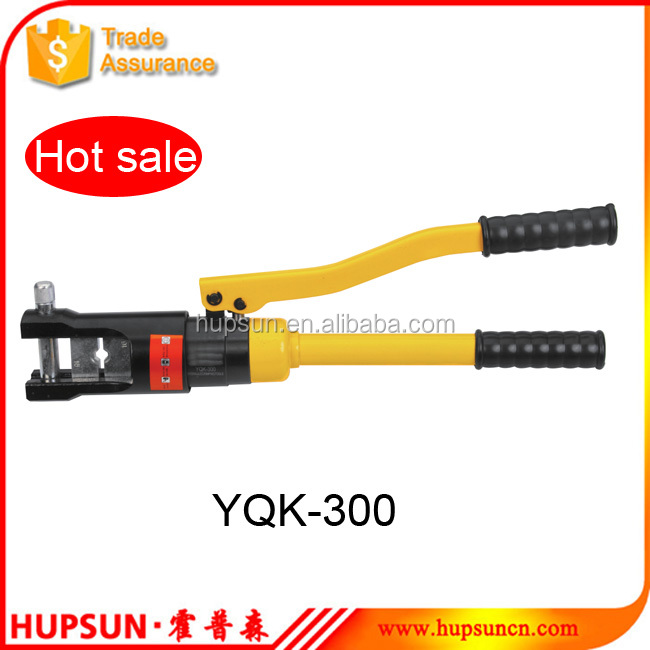 Crimping range 16-300mm2 integral unit manual yqk-300 hydraulic crimping tool