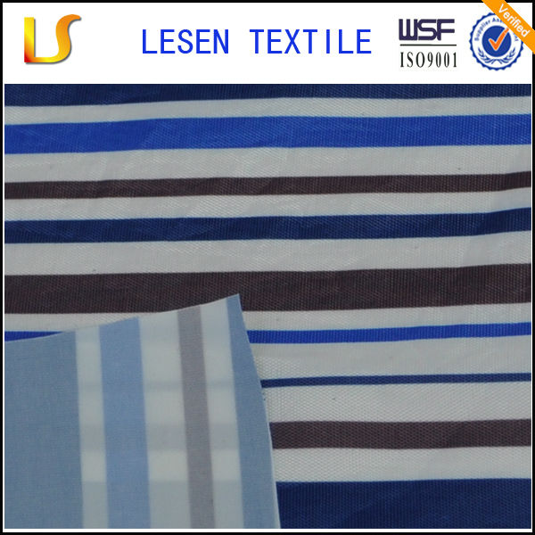 Shanghai Lesen textile service is good quality assurance woven 150d polyester oxford