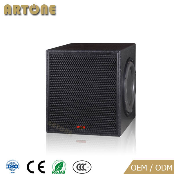 10 Inch coaxial Wireless Active PA Speaker