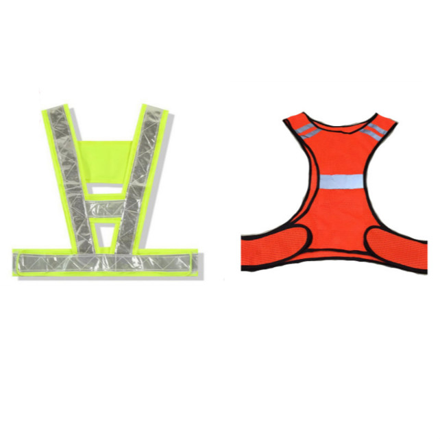 2019 China dongguan supplier EN471 colorful cute customized reflective <strong>safety</strong> vest with reflective tape for kids <strong>safety</strong>